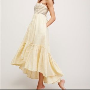 """Free People """"Shimmers in the Sky"""" Dress"""